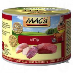 MAC'S pour chaton - 400g