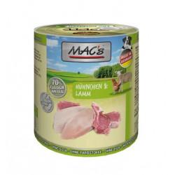 MAC'S Volaille & agneau...