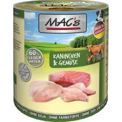MAC'S Lapin & légumes pour...