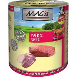 MAC'S Veau & Canard pour...