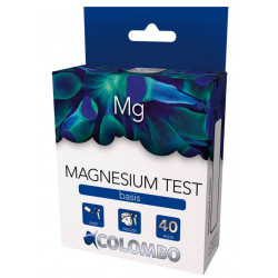 Colombo Marine, Test Magnesium