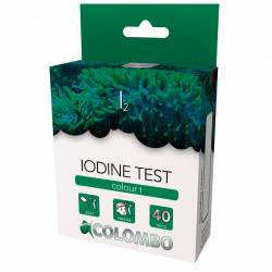 Colombo Marine, Test Iodine...