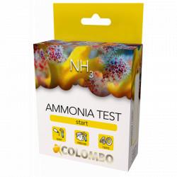 Colombo Marine, Test Ammonia