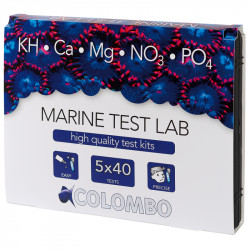 Colombo Marine, Test LAB...