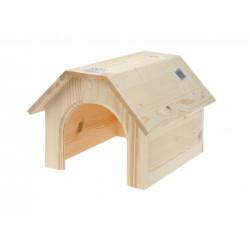 Maison pour lapin - 26x20x31cm