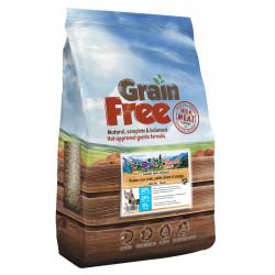 Grain Free Saumon, Truite &...