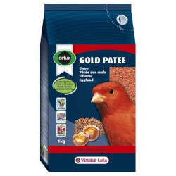 Orlux Gold Patee rouge - 1kg