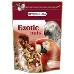 Mélange de noix exotiques...