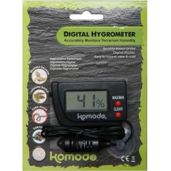 Hygromètre numérique KOMODO...