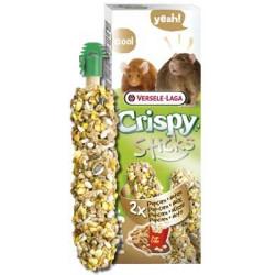 Crispy Sticks pop-corn +...