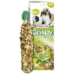 Crispy Sticks aux légumes...