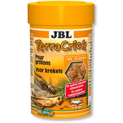 Aliment complet TerraCrick...