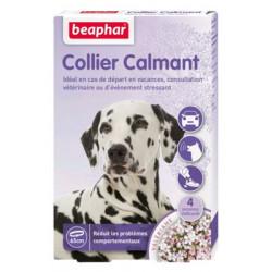 Collier calmant pour chien...