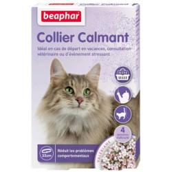 Collier calmant pour chat à...