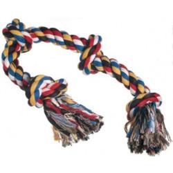 Os en corde de coton avec...