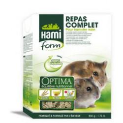 Repas complet pour Hamster...