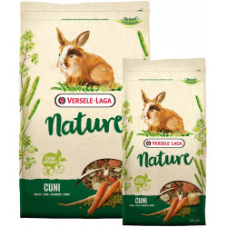 Cuni Nature lapin - 3 formats