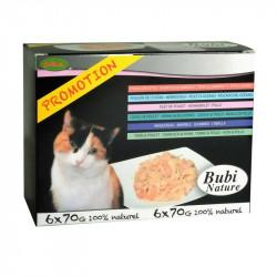 Multipack boîtes BubiNature...