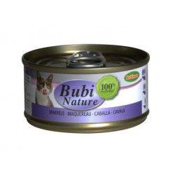BubiNature maquereau - 70g