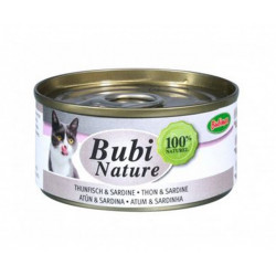 BubiNature thon & sardine -...