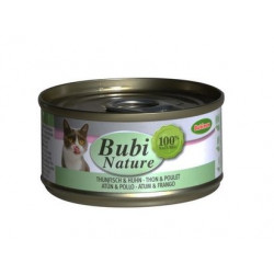 BubiNature thon & poulet - 70g
