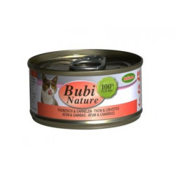 BubiNature thon & crevettes...