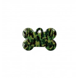 Petit os camouflage - 3x1.5cm
