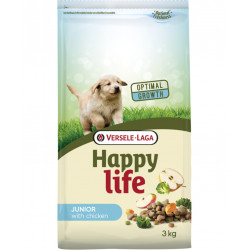Croquettes HAPPY LIFE au...