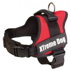 Harnais Xtreme dog Rouge -...