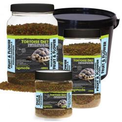 Granulés pour tortues de...