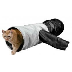 Tunnel de jeu pour chatons...