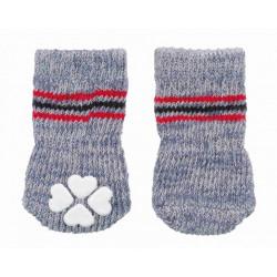 Chaussettes pour chien x2 -...