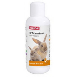 10 vitamines lapin 100ml