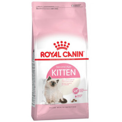 Royal Canin Kitten - 3 formats