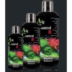 Alg control B -3 formats